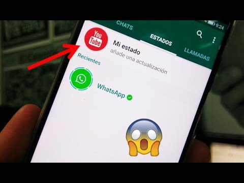 Status bonitos para Whatsapp - Truco Para Poner Videos De YOUTUBE En Los Estados De Whatsapp 2017!!