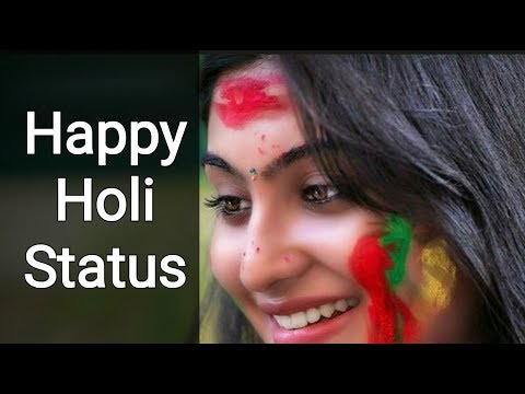 Happy quotes - Holi Status, Holi Whatsapp Status Quotes, Happy Holi wishes 2019