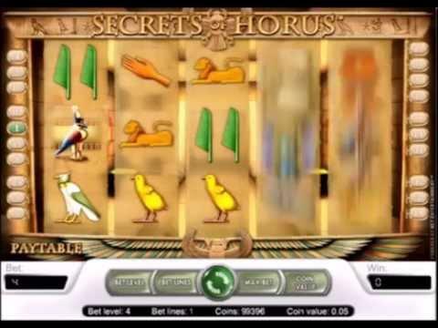 Gioco Slot Machine The Secrets Of Horus - Aamsslotmachine.it