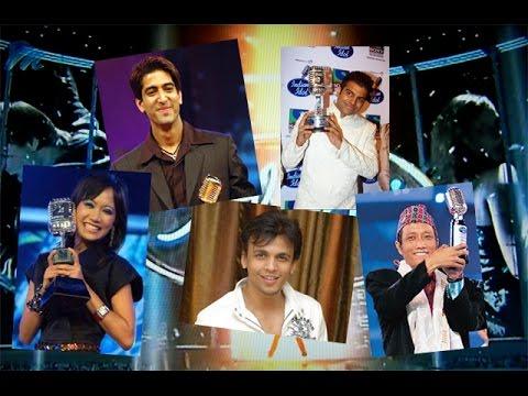 Indian Idol Winners List of All Seasons