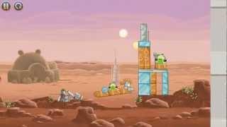 Видео в Angry Birds Star Wars