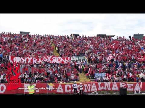 El Nacional vs ligay - Marea Roja - Marea Roja - El Nacional