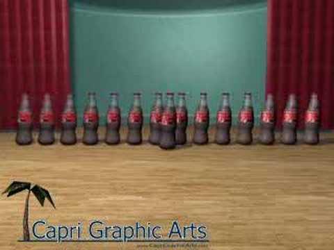 Coke Riverdance