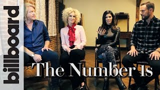 Little Big Town on No. 1 Song