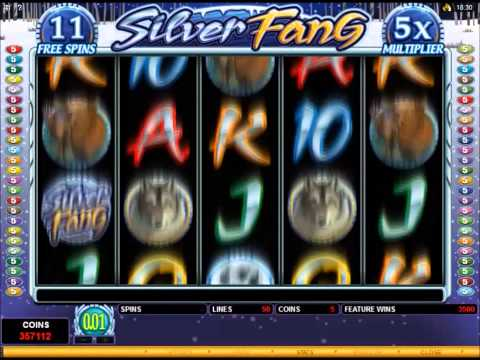 Silver Fang Free Spins