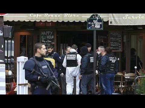 Ανθρωποκυνηγητό για τον εντοπισμό συνεργού των τρομοκρατών