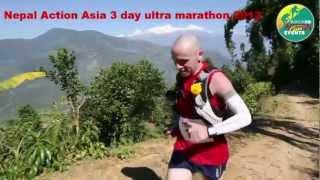 Video NEPAL Action Asia Ultra Marathon 60km & 100km 2012 MP3, 3GP, MP4, WEBM, AVI, FLV Juli 2018