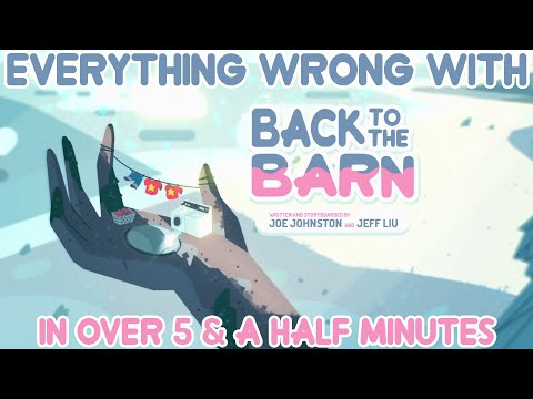 Everything Wrong With Steven Universe's