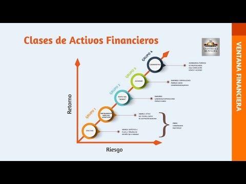 Clases de activos financieros