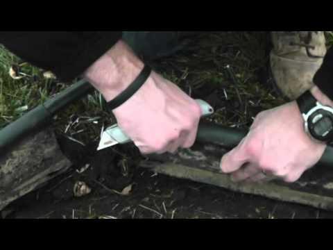 How-to Install Plastic Edging (видео)