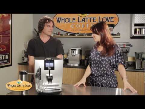 Espresso Machine Review: Jura-Capresso Impressa J9 One Touch
