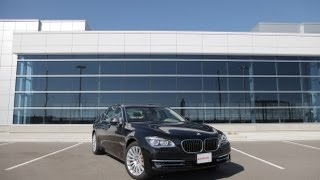 2013 BMW 740Li Review