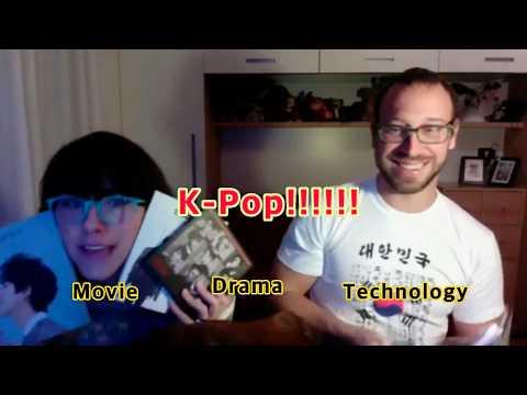 Italian Couple Who Loves Korea So much!