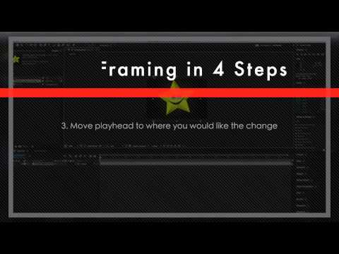 Basic Key Framing in After Effects