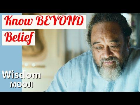 Mooji Video: Know Yourself Beyond Belief