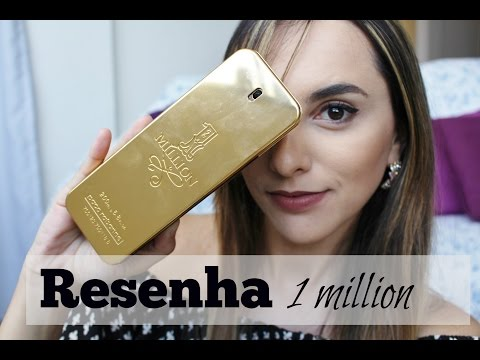 Resenha: Perfume 1 million Paco Rabanne
