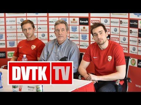 """""""Igazi derbire van kilátás""""   2017. január 27.   DVTK TV"""