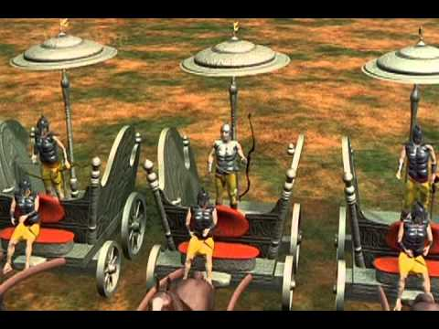 Video Popular Animated Action Scene - Pandavas The Five Warriors - Abhimanyu's End download in MP3, 3GP, MP4, WEBM, AVI, FLV January 2017