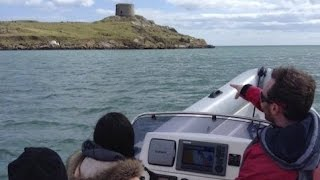 First Dublin Boat Tour Video