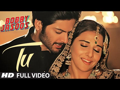 Tu Full Video Song - Bobby Jasoos - Vidya Balan - Papon...