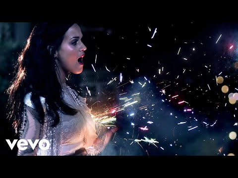 fireworks - Official music video for Katy Perry's