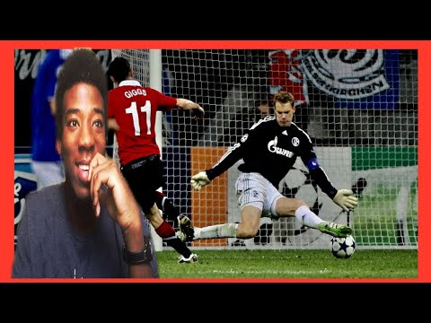 Manchester United vs Schalke | 2011 Champions League Semifinals | ⚽️ MATCH REACTION #13