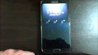 How to enable Quick Glance on your Galaxy Note 2