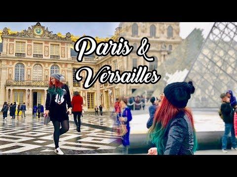 🇫🇷PARIS & VERSAILLES | Sightseeing & Shopping @ La Vallée Village / Val d'Europe | TRAVEL VLOG