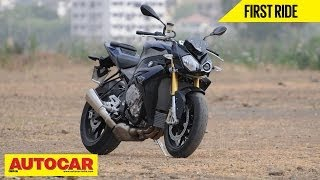 10. BMW S1000R   First Ride Video Review   Autocar India