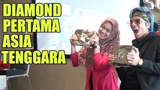 Video DETIK-DETIK PENYERAHAN DIAMOND PERTAMA DI ASIA TENGGARA MP3, 3GP, MP4, WEBM, AVI, FLV April 2019