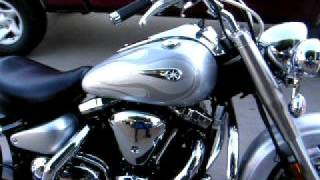 7. 2007 Yamaha Road Star with Roadhouse Dooleys Exhaust