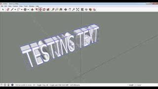 Video text 3d google sketchUp MP3, 3GP, MP4, WEBM, AVI, FLV Desember 2017