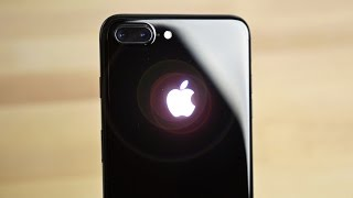 Video Glowing Apple Logo on iPhone 7 Plus - Sexiest Mod Ever MP3, 3GP, MP4, WEBM, AVI, FLV November 2017