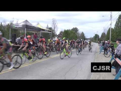 Forte compétition au Grand Prix cycliste de Saint-Raymond