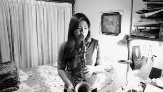 Video Versace On The Floor - Jessica Siahaan Saxophone Cover MP3, 3GP, MP4, WEBM, AVI, FLV Maret 2017