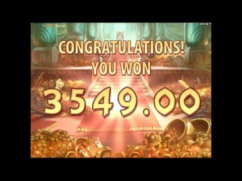 King Colossus Slot Machine at CloudCasino.com BIG WIN + FREE SLOTS SPINS