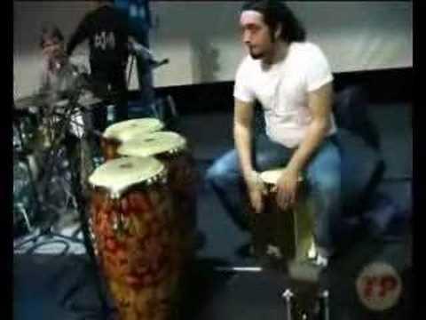 Entrevista a El Piraña, percusionista de Paco de Lucia.