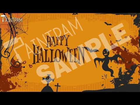 Sample_Season Event_Halloween_02_묘지_귀신