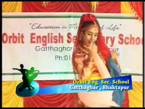 (PRATIBHAKOAAGAN = Orbit Eng. Sec. School = Audition Round - Duration: 26 minutes.)
