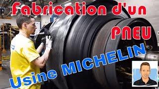 Video Visite de l'Usine Michelin de Troyes : Fabrication d'un Pneu agricole. MP3, 3GP, MP4, WEBM, AVI, FLV September 2019