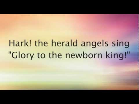 , title : 'Gloria (Hark! The Herald Angels Sing and Angels We Have Heard On High) Worship Video'