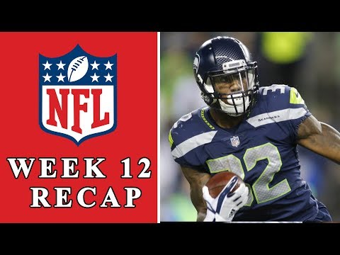 Video: NFL Week 12 Recap: Saints now the favorites, here come Patriots, Seahawks | NFL | NBC Sports