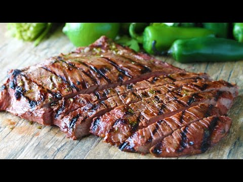 How To Make Authentic Carne Asada