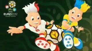 Euro 2012 lagu bola