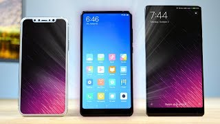 The Phone From The Future 2! Mi Mix 2 Review