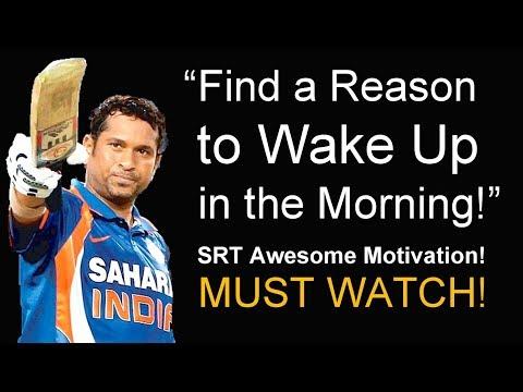 DREAMS Motivational Video - AWESOME SUCCESS ADVICE from a Cricket Legend! (Sachin Tendulkar)