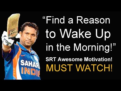 Download DREAMS Motivational Video - AWESOME SUCCESS ADVICE from a Cricket Legend! (Sachin Tendulkar) HD Mp4 3GP Video and MP3