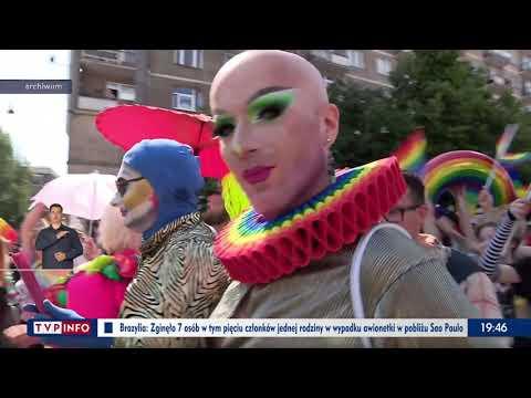 TVP Wiadomości -homomałżeństwa powodują drożyznę w Polsce