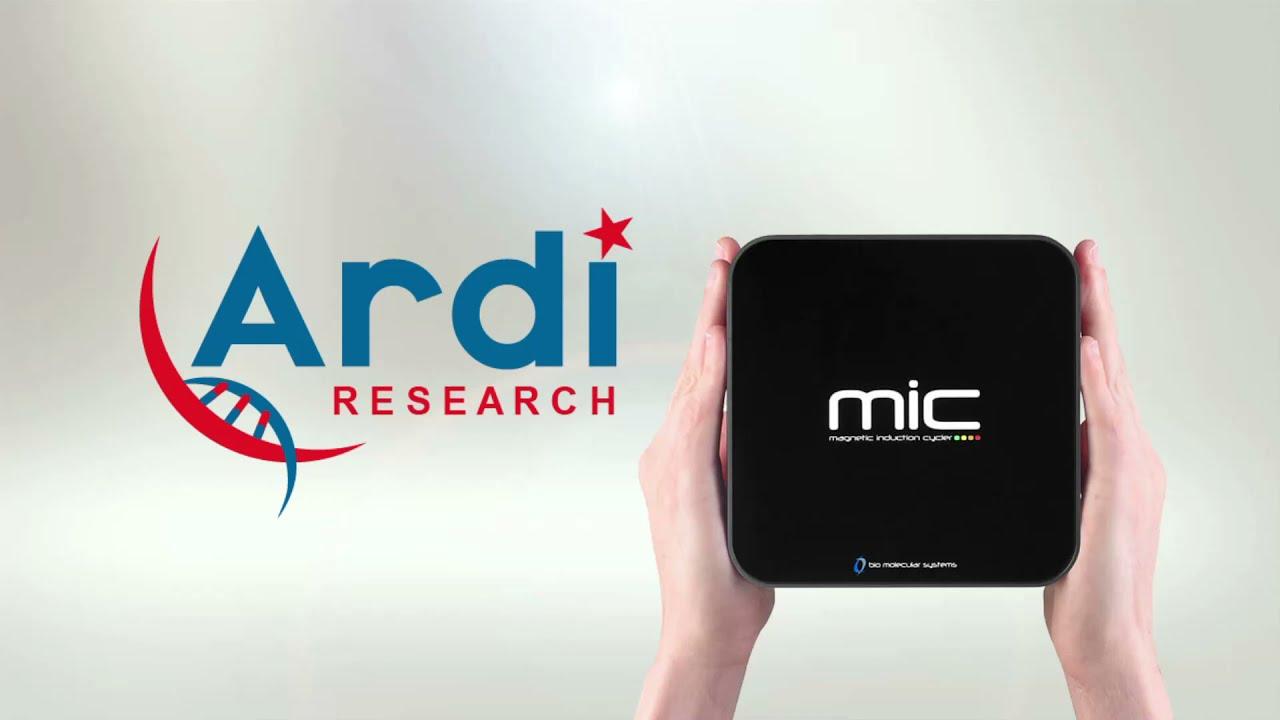 Introducing BMS Mic qPCR