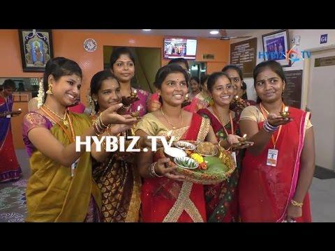 Ugadi Celebrations-Sri Kanyaka Parameswari College